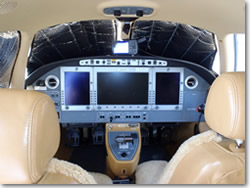 EA 500 - N500CD Cockpit